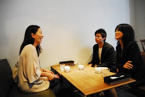 高橋景子さんインタビュー写真①_131008