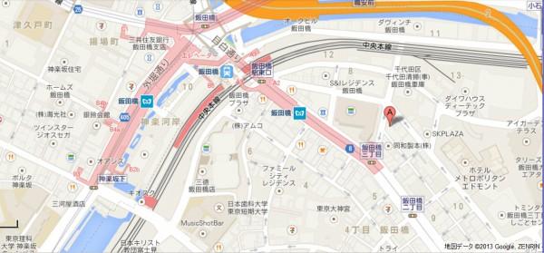 新オフィス地図