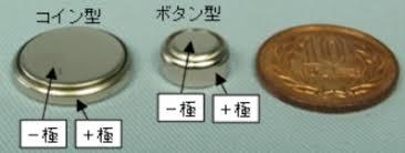 ボタン電池には、直径2センチ前後の「コイン形リチウム」と、1センチ前後の「アルカリボタン形」の2種類があります。 写真:国民生活センター